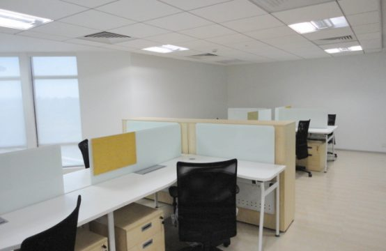 Plug and Play Office Space in Bangalore, MG Road, 2500 sqft