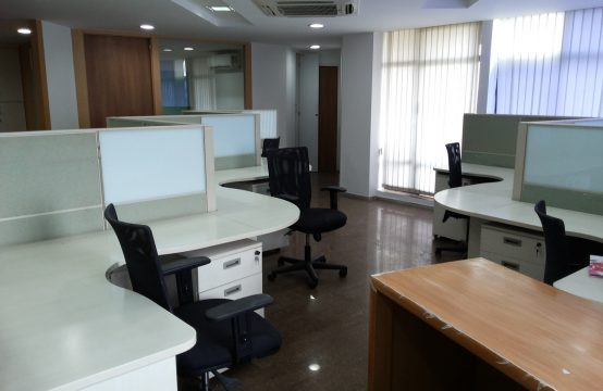Plug and Play Office Space in Bangalore, M G Road, 4517 sqft