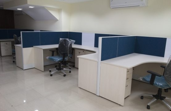 Plug and Play Office Space in Bangalore, Miller Road, 1200 sqft