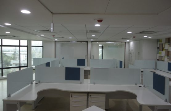 Plug and Play Office Space in Bangalore, Infantry Road, 1800 sqft