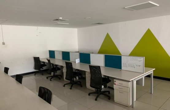 Small Office Space in Bangalore M G Road 850 sqft