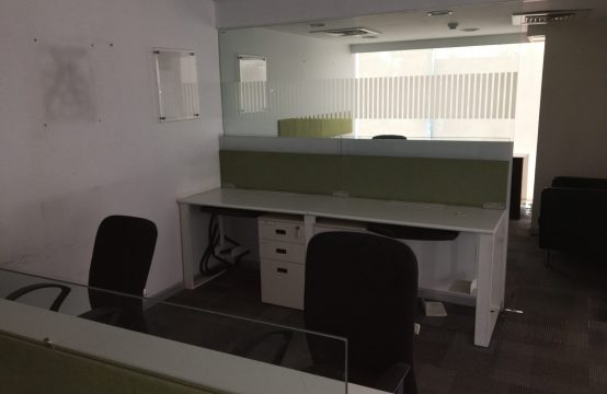 Plug and Play Office Space in Bangalore, Residency Road, 1650 sqft