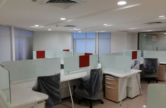 Furnished office space in Bangalore MG Road 2445 sqft