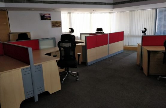 Plug and Play Office Space in Bangalore, Infantry Road,1900 sqft