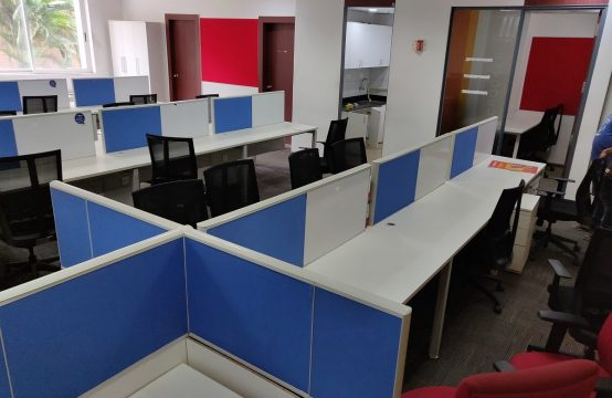 Plug and Play Office Space in Bangalore, Indira Nagar, 2450 sqft