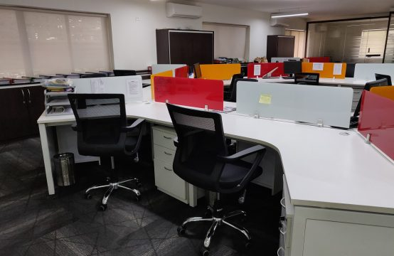 Plug and Play Office Space in Bangalore, Indira Nagar, 3700 sqft