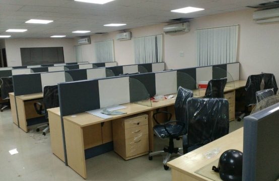 Plug and Play Office Space in Bangalore, Residency Road, 1550 sqft
