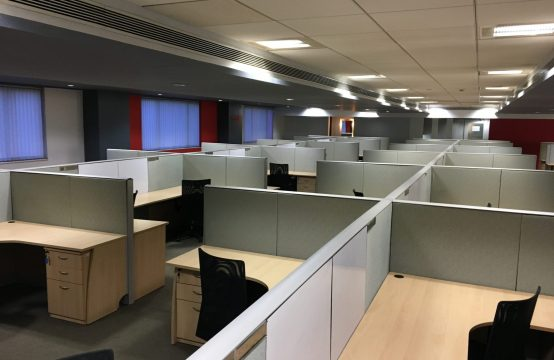 Plug and Play Office Space in Bangalore, Cunningham Road, 9500sqft