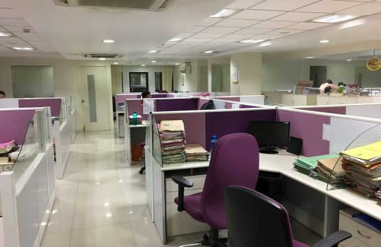 Plug and Play Office Space in Bangalore, Infantry Road, 4850sqft