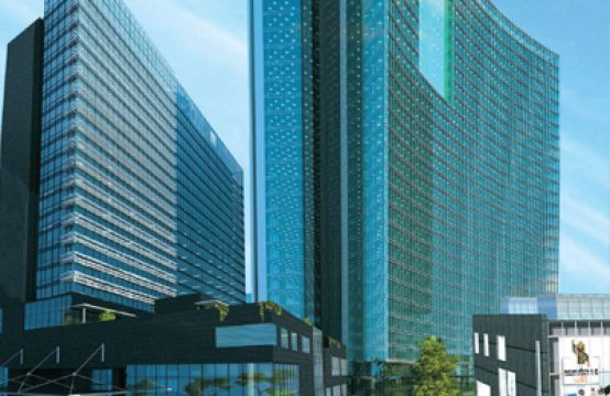 furnished office space in Bangalore world trade centre 9544 sqft